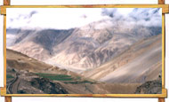 Keylong Valley View